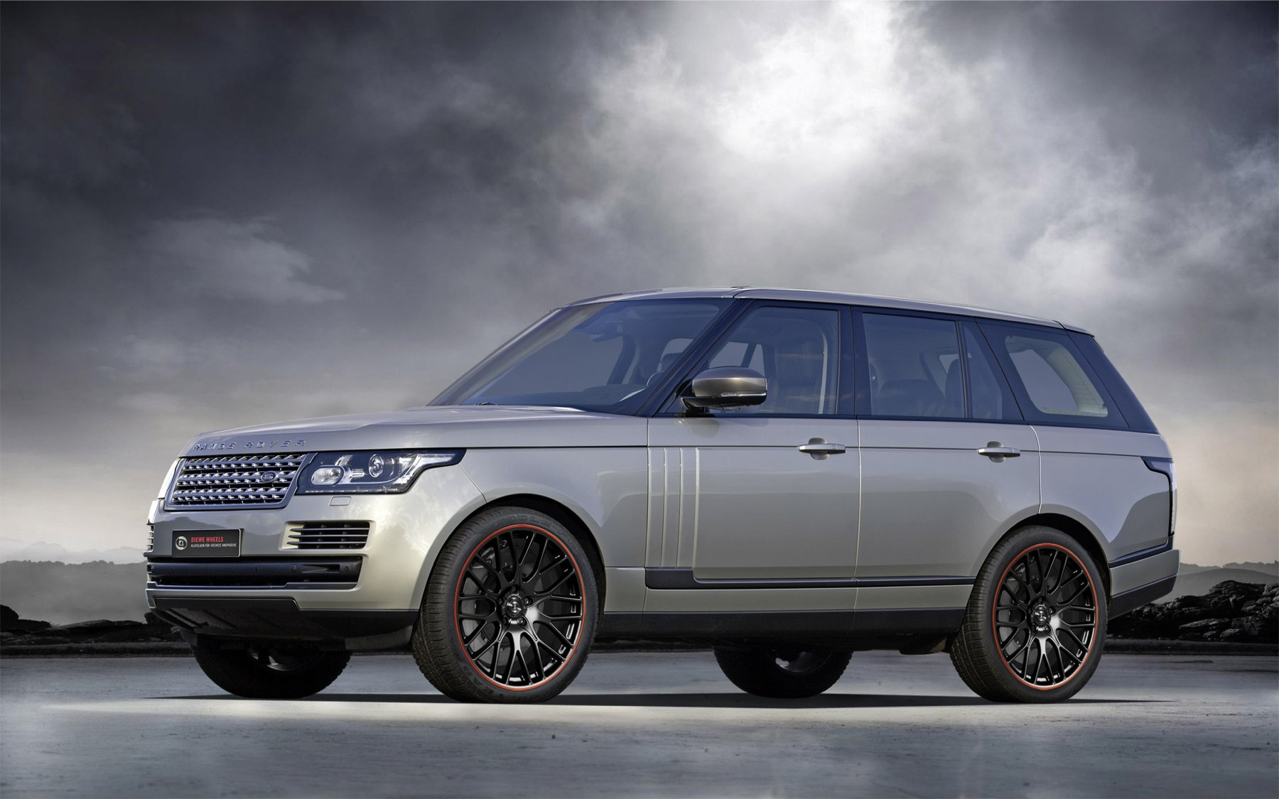 The Diewe Alloy Wheel Impatto For The New Range Rover Znpp Zubeh 246 R Und News Presseportal