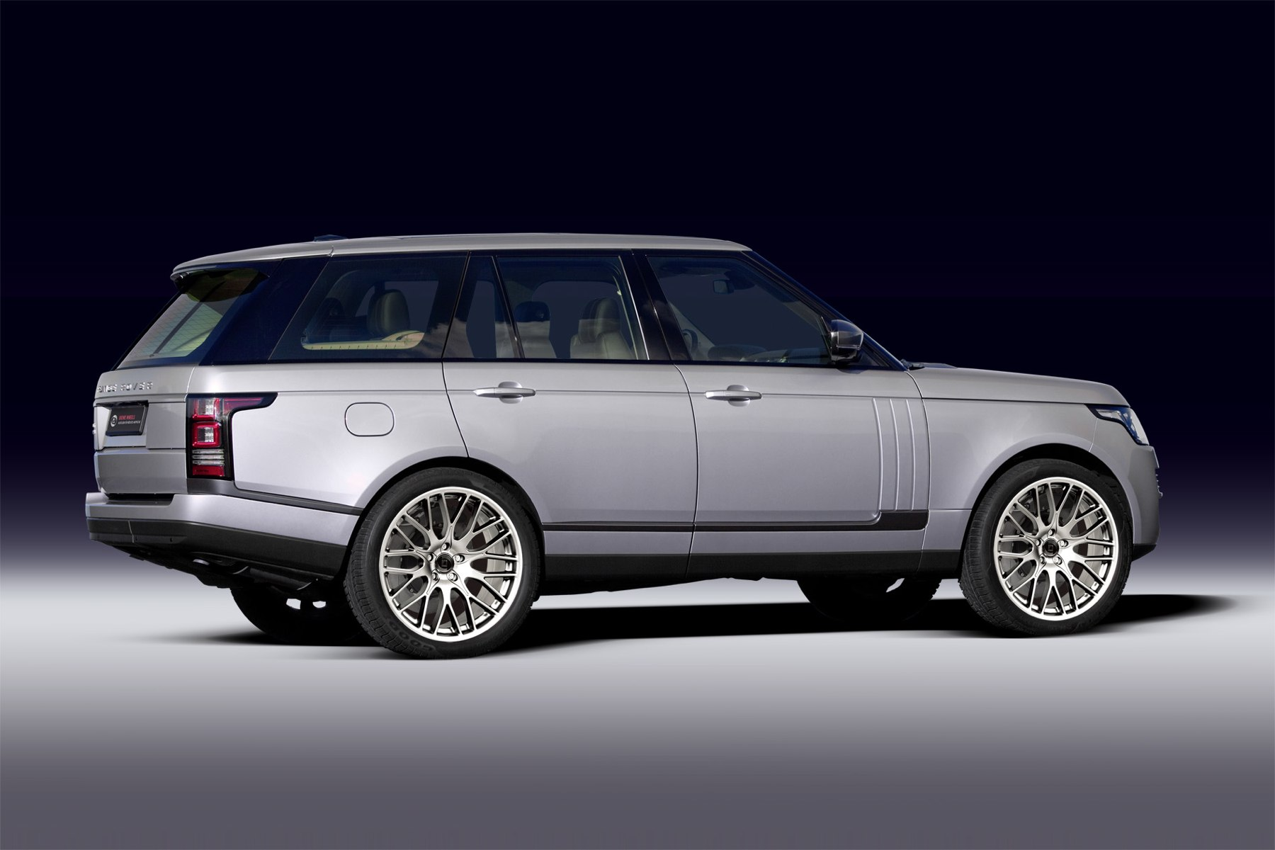 The Diewe Alloy Wheel Impatto For The New Range Rover