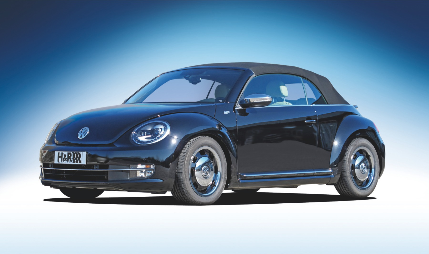 h r sportfedern f r das neue vw beetle cabriolet znpp. Black Bedroom Furniture Sets. Home Design Ideas